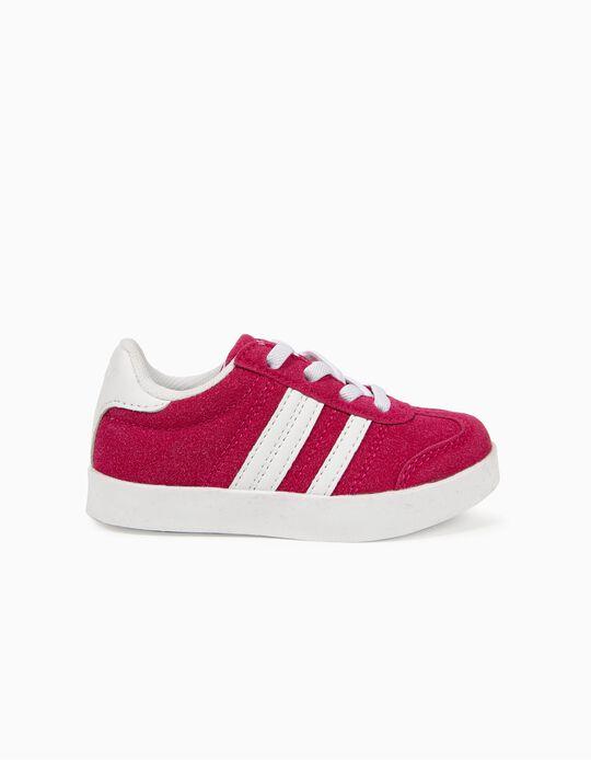 Zapatillas para Bebé 'ZY Retro', Rosa