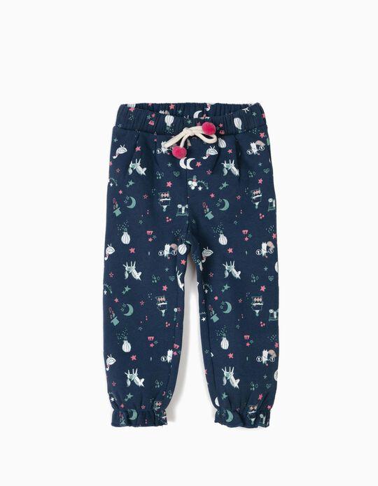 Pantalón de Chándal Circus Azul