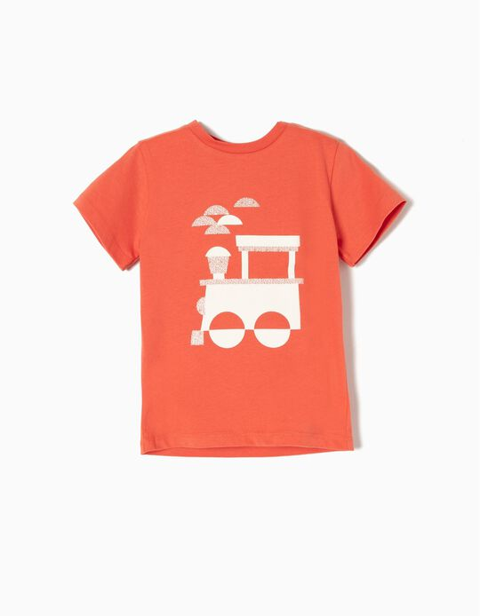 T-shirt Little Train