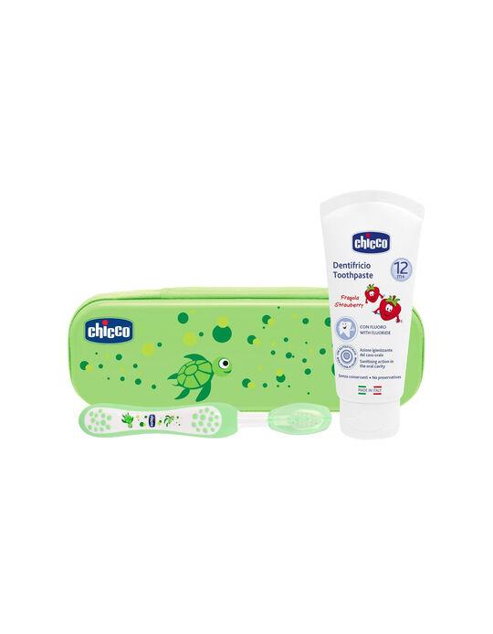 Kit Higiene Oral Chicco
