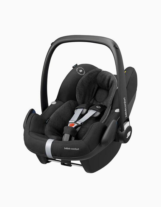 Silla para Coche I-Size Pebble Pro Bébé Confort Essencial Black