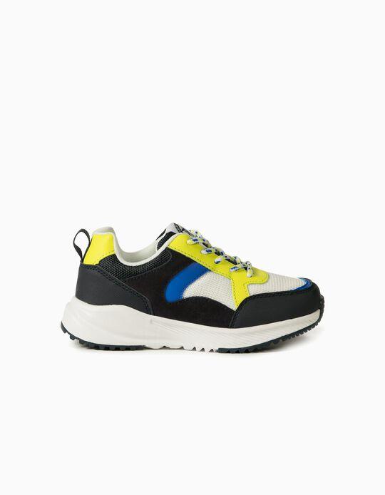 Sapatilhas Combinadas para Menino 'ZY Superlight Runner', Multicolor