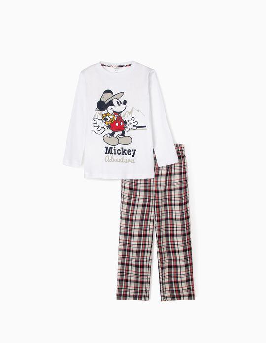 Pyjamas for Boys 'Mickey', Multicoloured