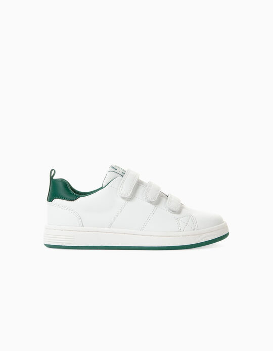 Trainers for Children 'ZY 1996', White/Green