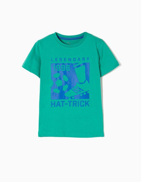 Camiseta Legendary Hat-Trick