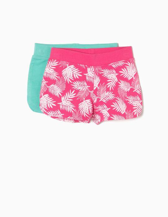 Pack 2 Shorts