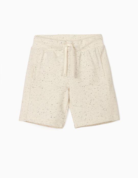 Shorts for Boys, Marl Grey