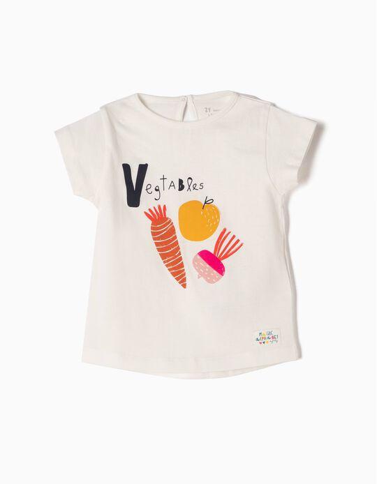 Camiseta Estampada Veggies
