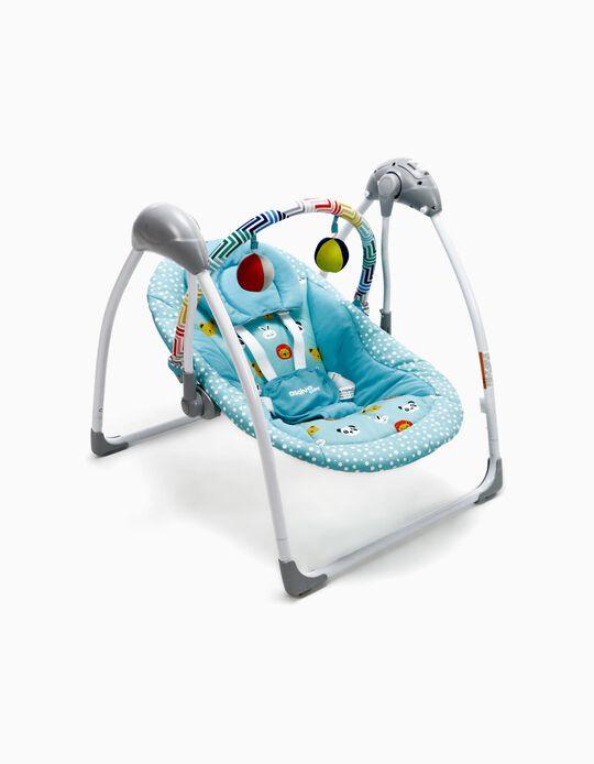 Cadeira De Repouso Swing Musical Asalvo