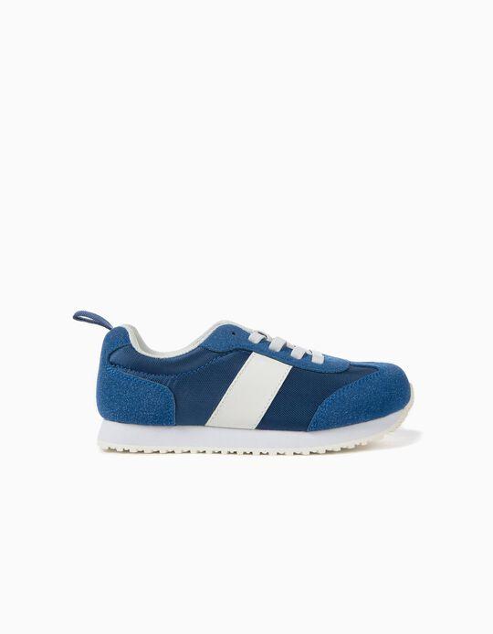 Zapatillas Infantiles 'ZY Original', Azul