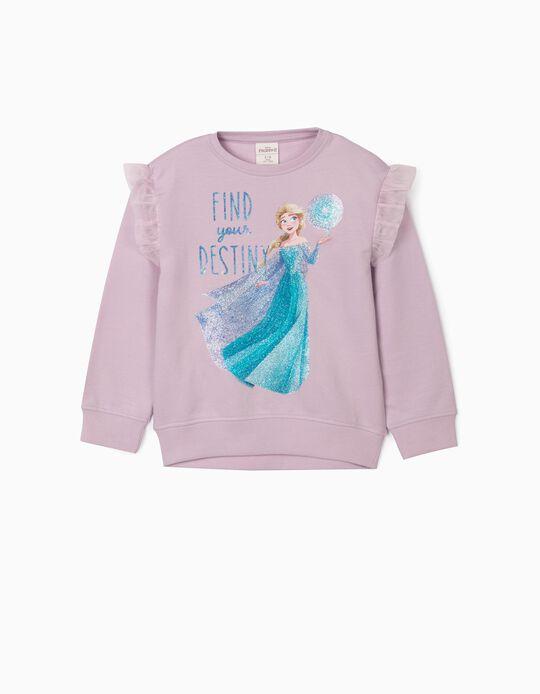 Sudadera para Niña 'Frozen II', Lila
