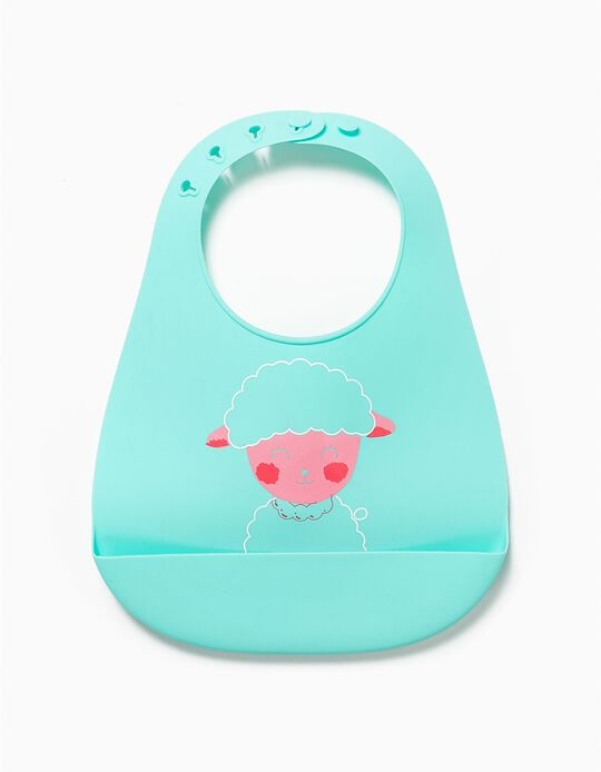 Bavoir Silicone Zy Baby