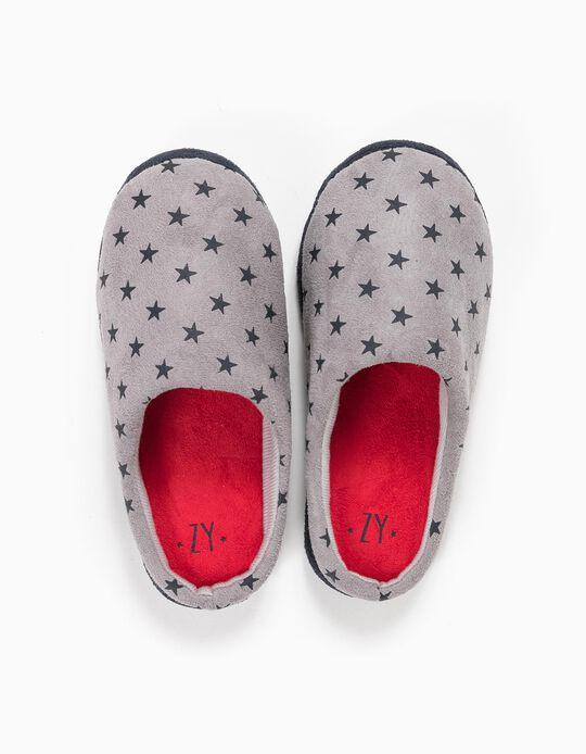Zapatillas de Casa con Estrellas