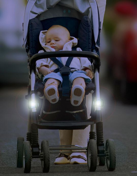 Lights for Pushchair, Saro 2un