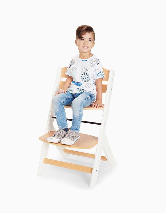 Cadeira de Refeição Enock Kinderkraft Grey