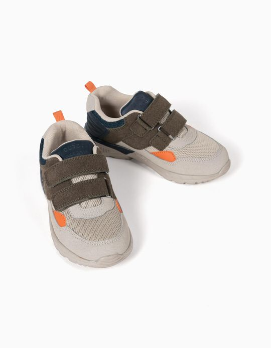 Zapatillas de dos Materias