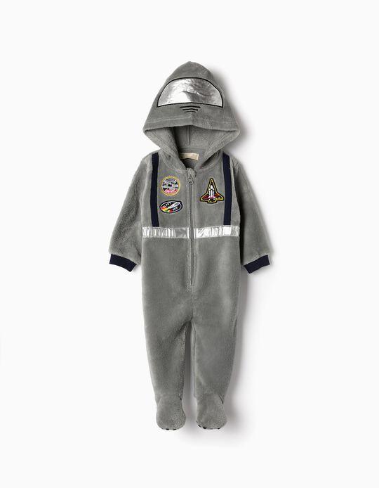 Pelele para Bebé Niño 'Astronaut', Gris