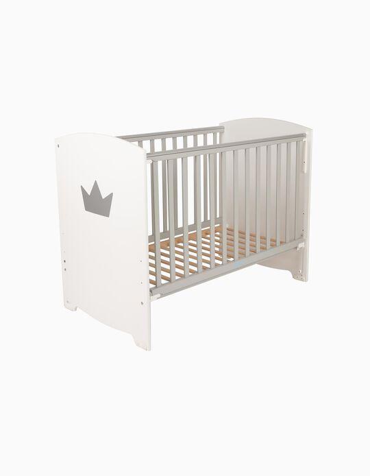 Lit New Crown 120x60 cm Zy Baby