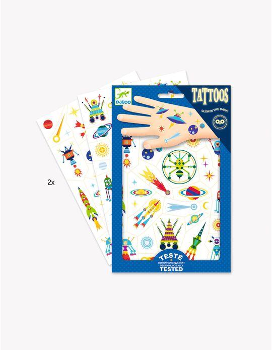 Tatuajes Djeco