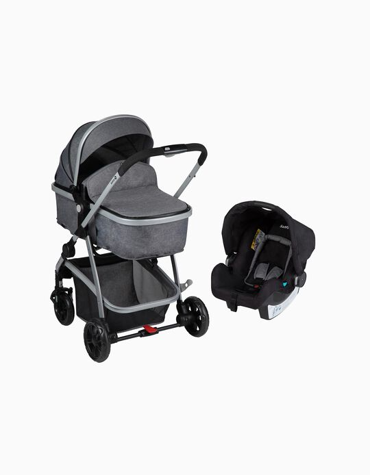 Hello Trio Travel System by Safety 1st, Black Chic