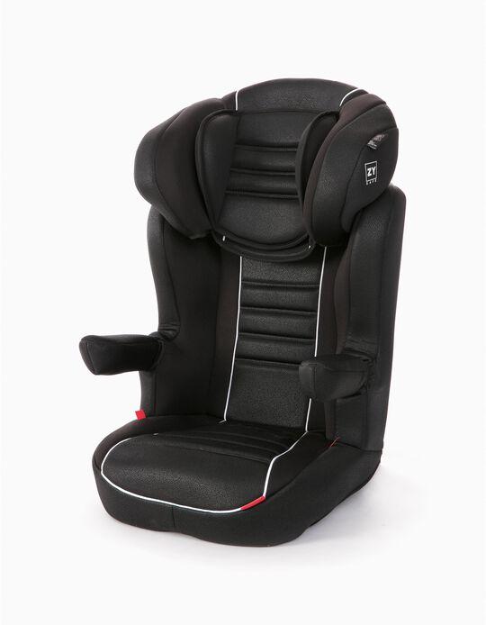 Silla para Coche Gr 2/3 Isofix Primecare Prestige Zy Safe Black