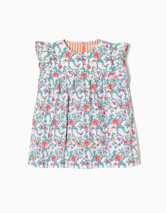 Blusa de Flores Edición Especial