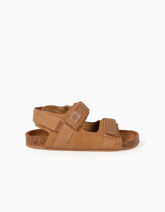 Sandals for Boys, Camel