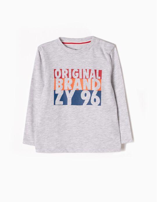 T-shirt Manga Comprida Original Brand