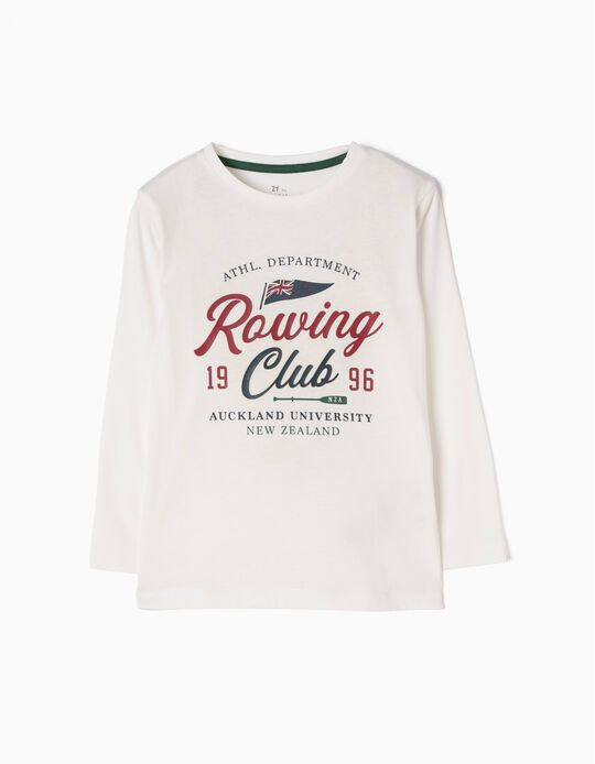 T-shirt Manga Comprida Rowing Club