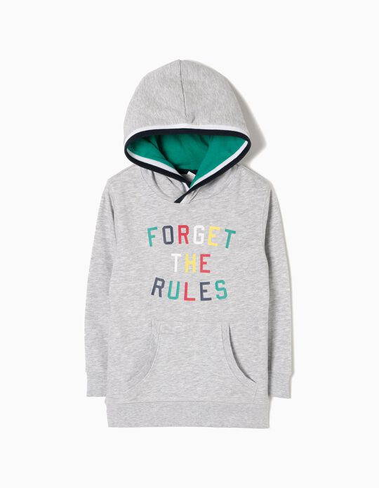 Sweatshirt Forget The Rules