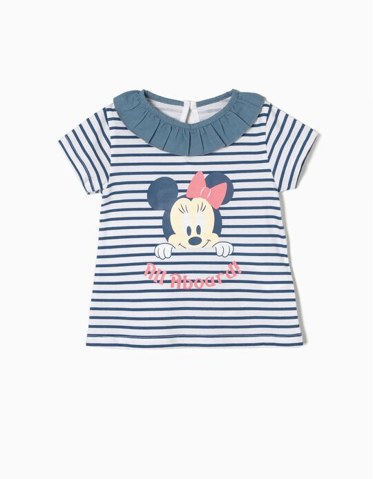 Camiseta Minnie All Aboard