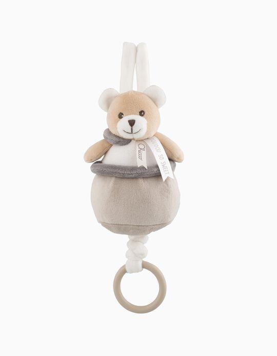 Boite à musique Teddy Bear Doudou Chicco