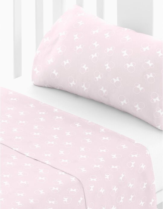 Conjunto de Lençóis de cama M Is For Minnie Disney
