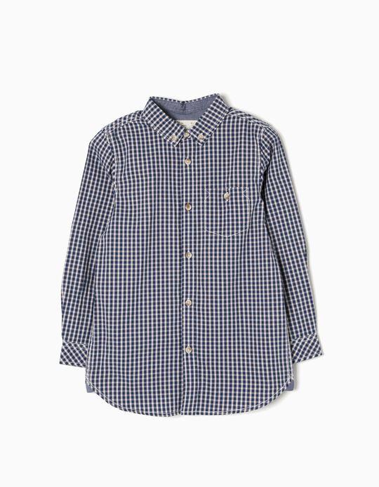 Camisa Popelina