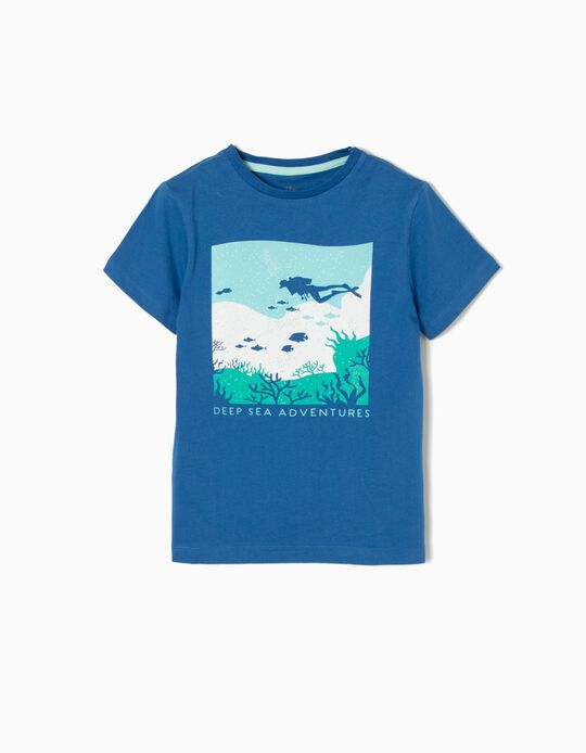 T-shirt Sea Adventures