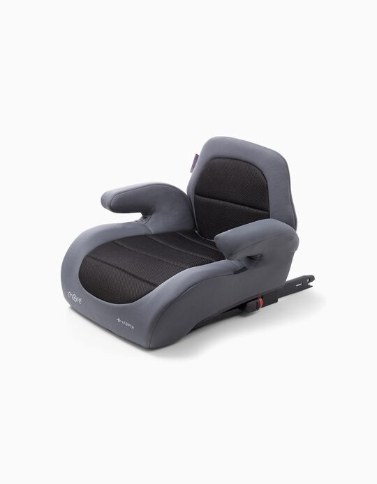 Child Booster Seat Lito Fix More Grey