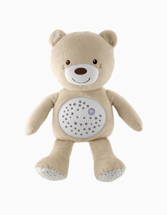 MUSICAL PLUSH BABY BEAR PROJECTOR, FIRST DREAMS BY CHICCO