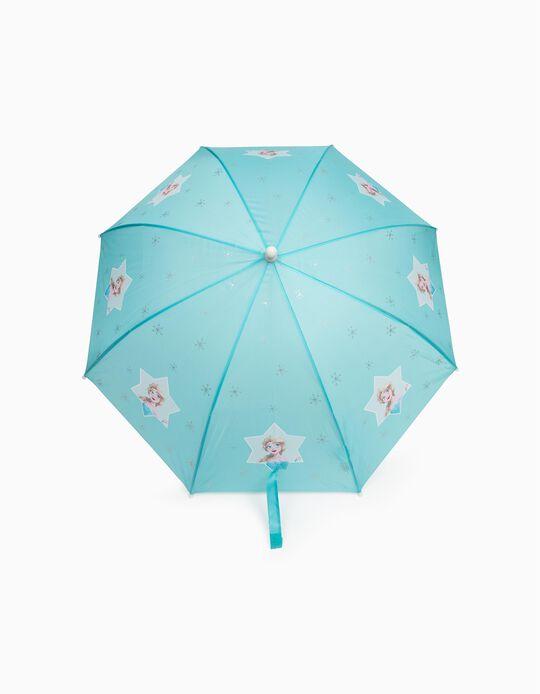 Paraguas para Niña 'Frozen', Azul