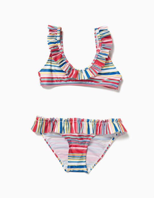 Bikini de Rayas a Color