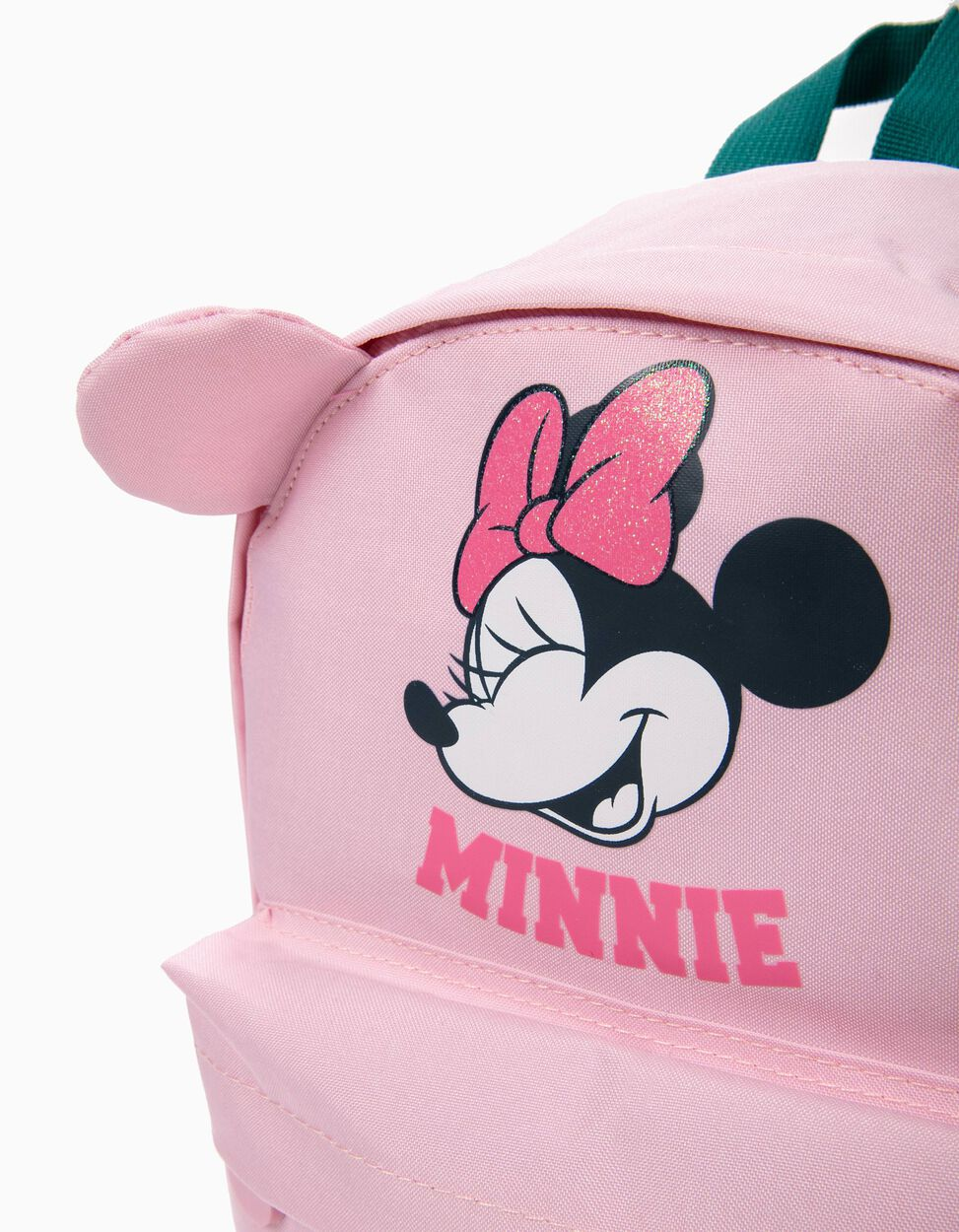 Mochila Minnie Rosa