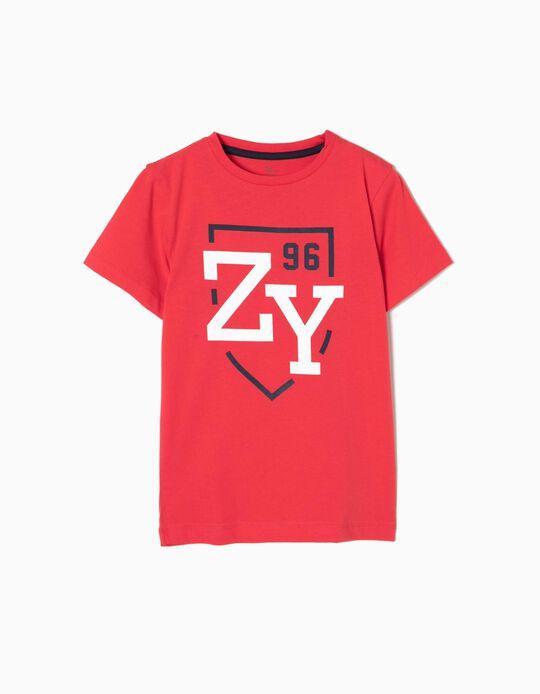 Camiseta ZY 96