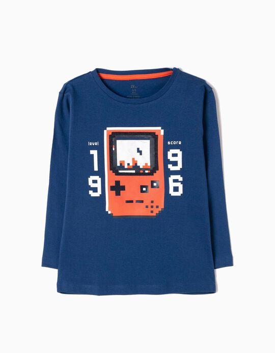 Camiseta de Manga Larga Score