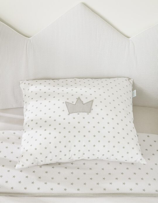 Decorative Cushion 60X35cm Stars Zy Baby