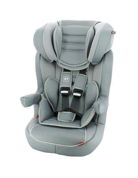 Cadeira Auto Gr 1/2/3 Isofix Primecare Prestige Zy Safe Grey