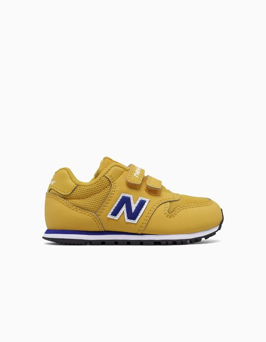Zapatillas New Balance Amarillo