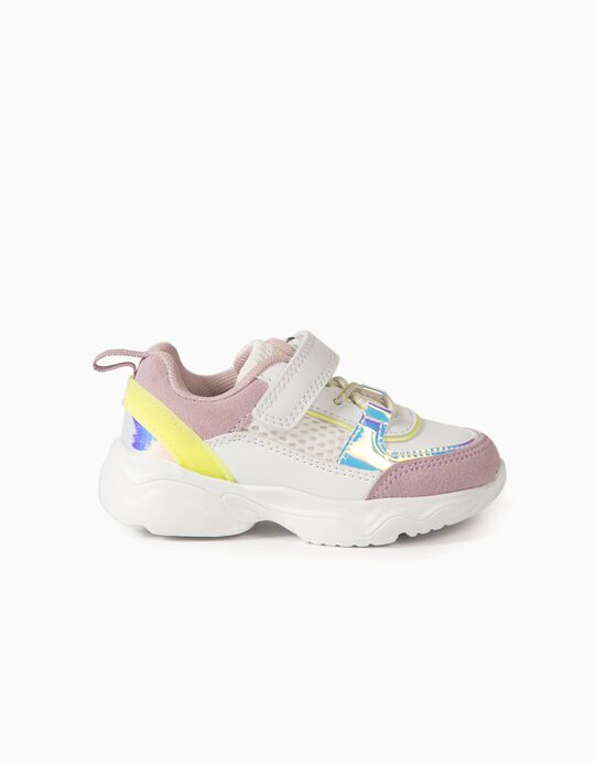 Zapatillas Chunky para Bebé Niña 'ZY Superlight Runner', Multicolor