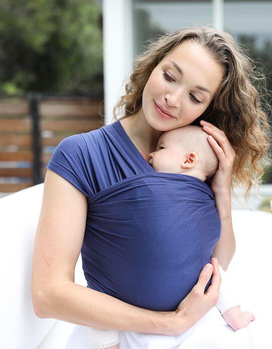 Baby Wrap Carrier Aura Ergobaby Indigo