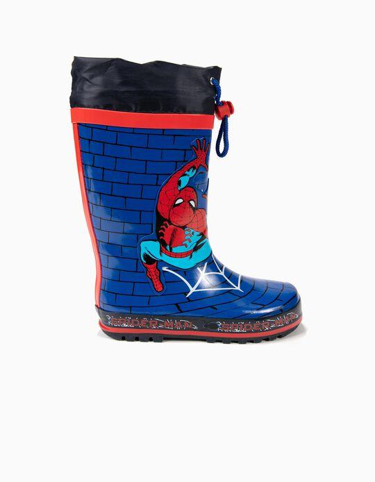 Galochas Spider-Man Azuis