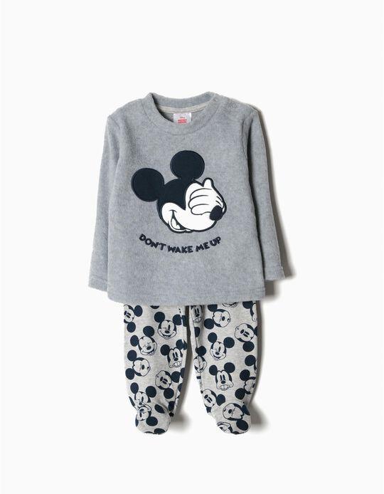 Pijama de dos Tejidos Mickey