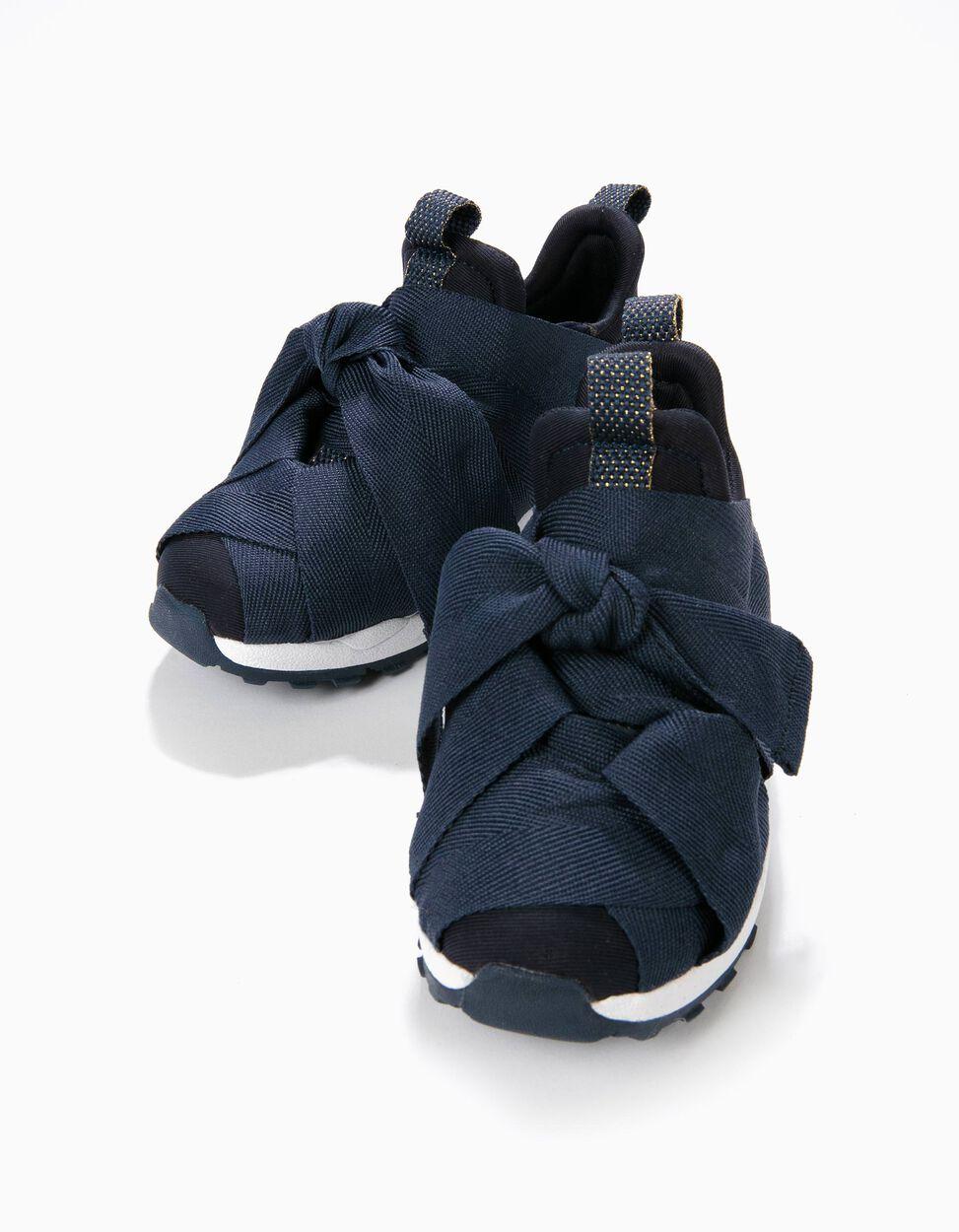 Zapatillas ZY Superlight Azules con Cintas